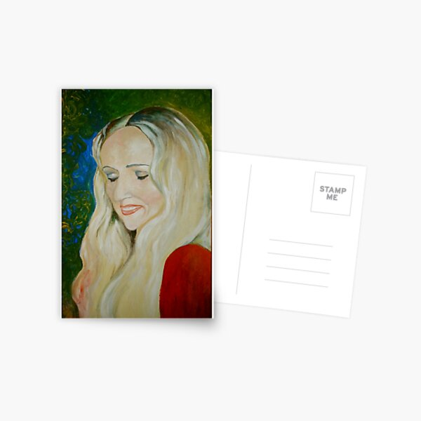 Cherie Postcard