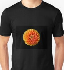 An orange dahlia T-Shirt