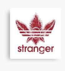 Stranger Things - adidas Canvas Print