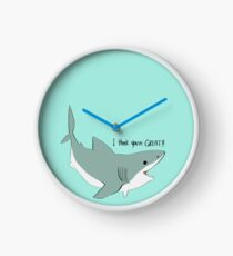 I Think You're GREAT Clock