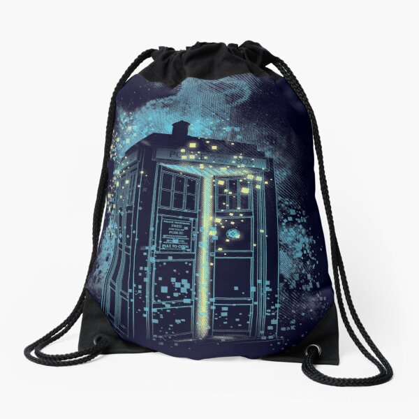 regeneration is coming Drawstring Bag