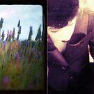 she had a certain lavender charm by aglaia b