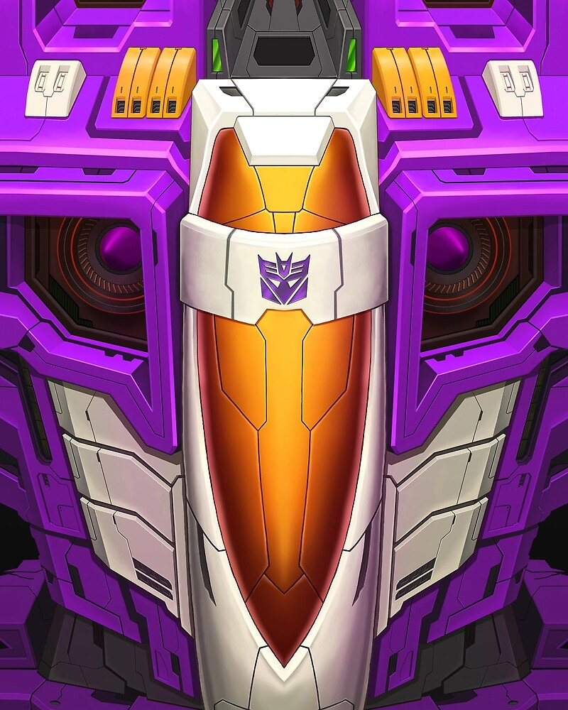 Transformers Skywarp by BryanSevilla