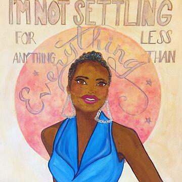I'm Not Settling... by ChristoffDavis