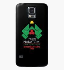 Nakatomi Corporation - Christmas Party Case/Skin for Samsung Galaxy