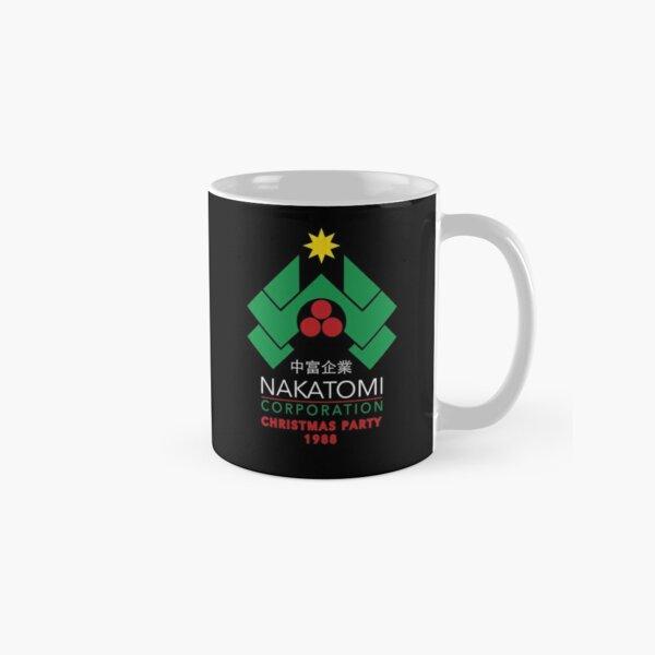Nakatomi Corporation - Christmas Party Classic Mug
