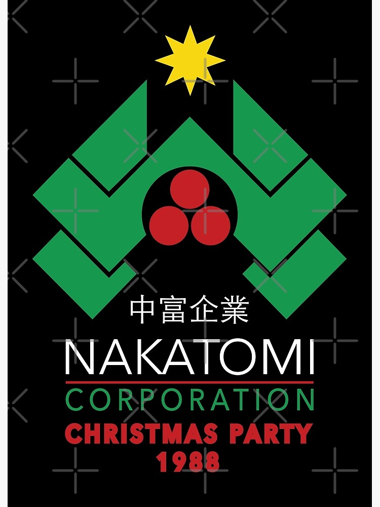 Nakatomi Corporation - Christmas Party by Purakushi