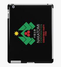Nakatomi Corporation - Christmas Party iPad Case/Skin