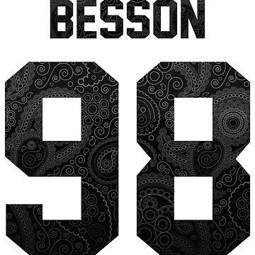 Corbyn Besson - Dark Pattern by amandamedeiros