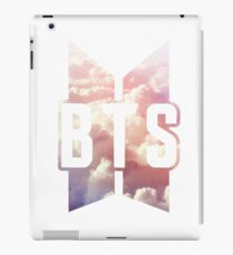 BTS - Clouds iPad Case/Skin