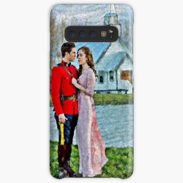 Jack And Elizabeth Samsung Galaxy Snap Case