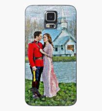 Jack und Elizabeth Hülle & Klebefolie für Samsung Galaxy