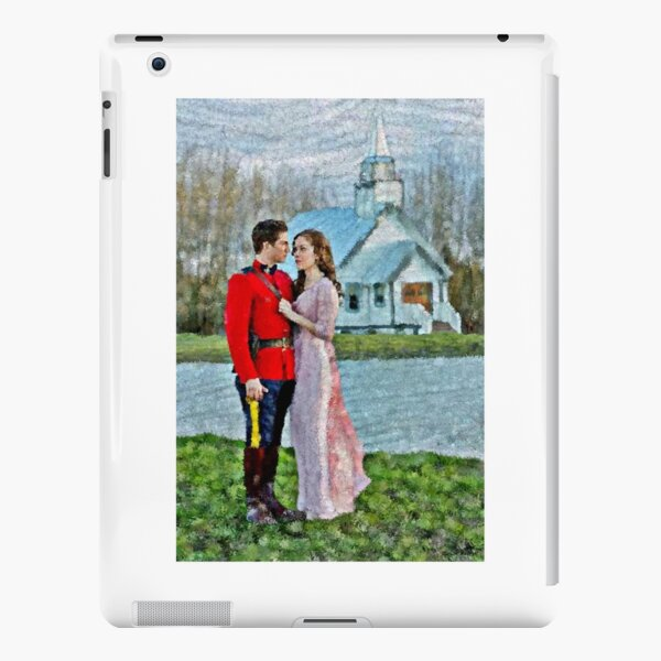 Jack And Elizabeth iPad Snap Case