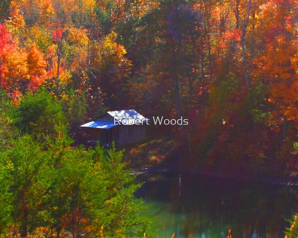 Rickys Lake by Robert Woods