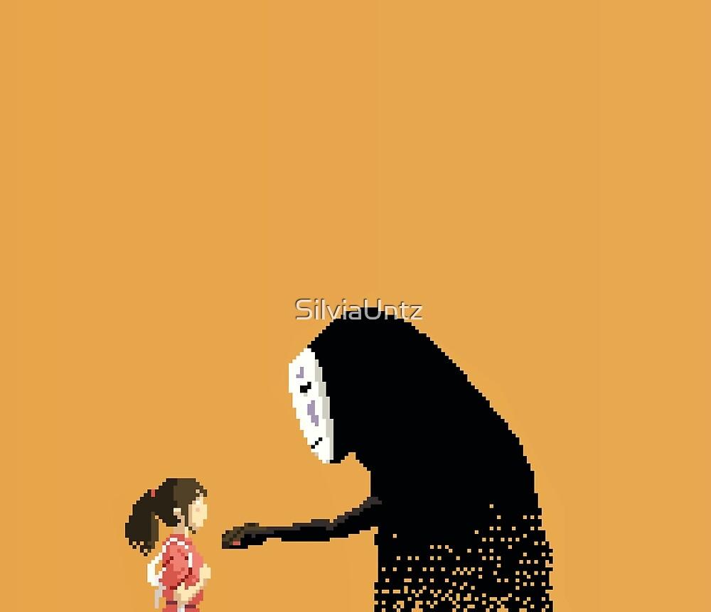 faceless bit by SilviaUntz