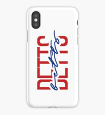 mookie betts name font iPhone Case/Skin