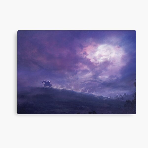Ocarina Prelude  Canvas Print