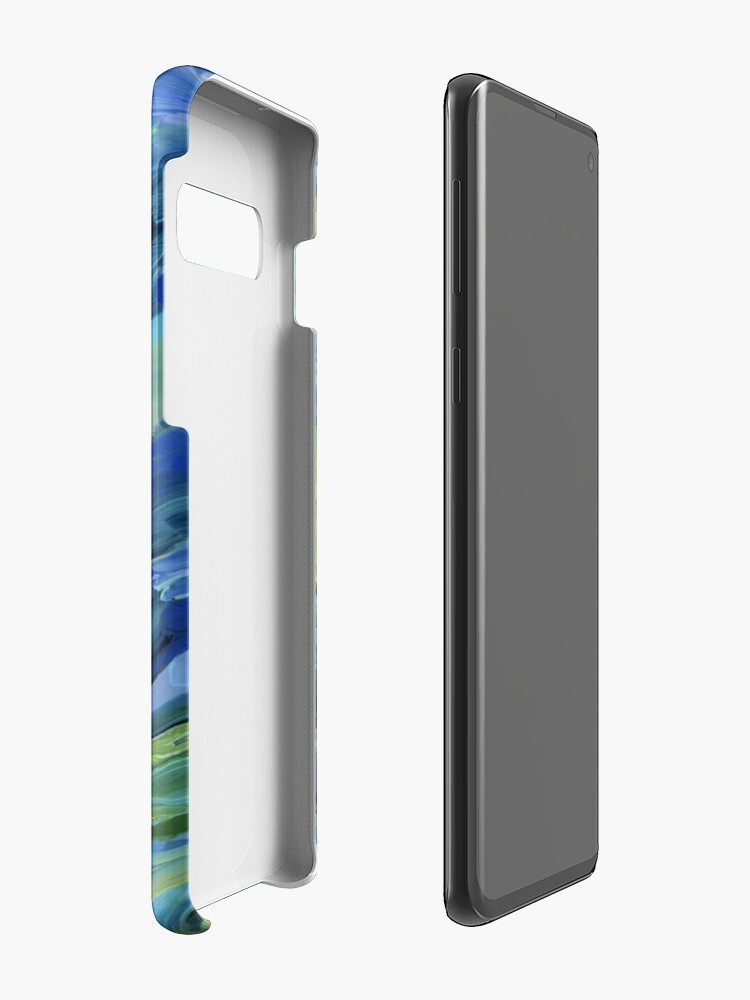 Alternate view of Free spirit Case & Skin for Samsung Galaxy