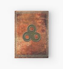 Skyrim Illusion Spell Tome Gebundenes Tagebuch Notizbuch