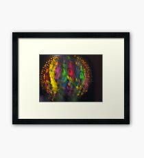 Ball Framed Print