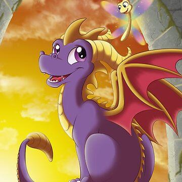 Spyro by Shila