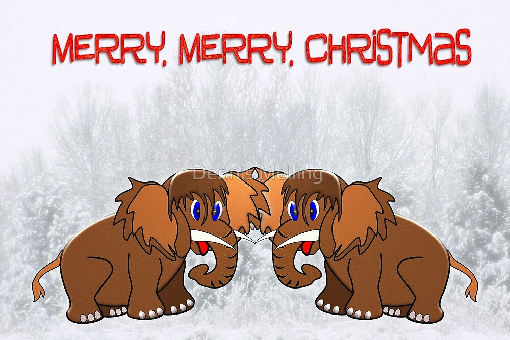 Merry, Merry, Christmas by Dennis Melling