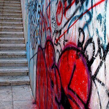 grafitti by marianenache