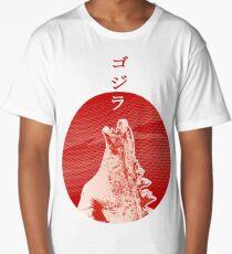 Godzilla Rising Long T-Shirt