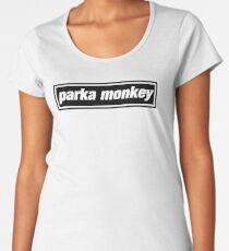 parka monkey Women's Premium T-Shirt