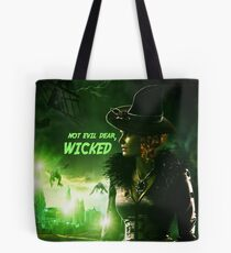 Once Upon a Time - Wicked - Zelena Tote Bag