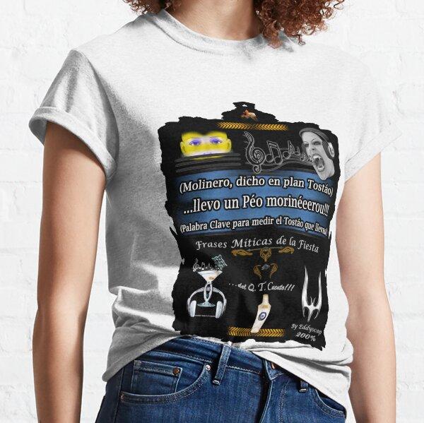 013Frases-art-eddyscap Camiseta clásica