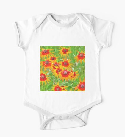 Flowers Kids Clothes