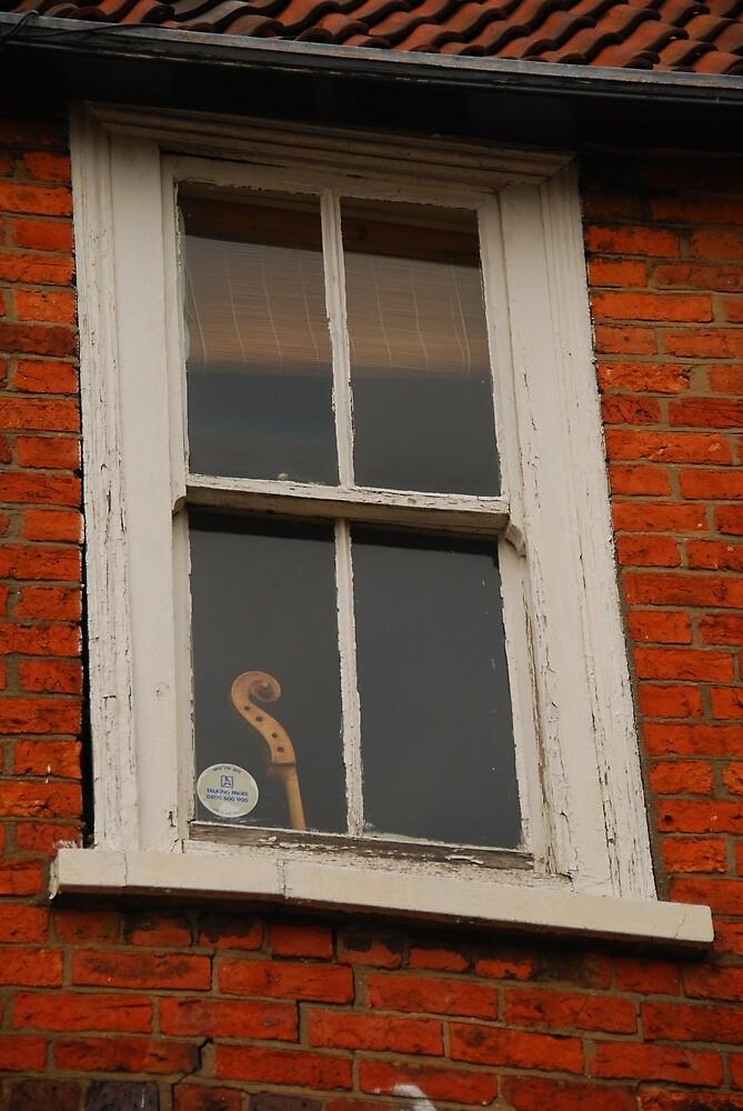 Lincoln window by brilightning