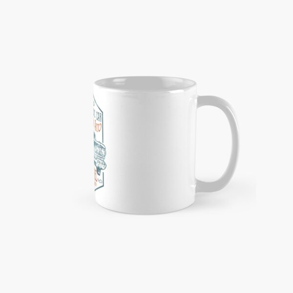Deep and wide Classic Mug