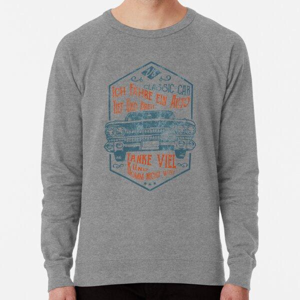 Deep and wide Lightweight Sweatshirt