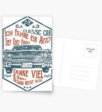 Tief und Breit Postkarten