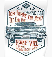 Tief und Breit Poster