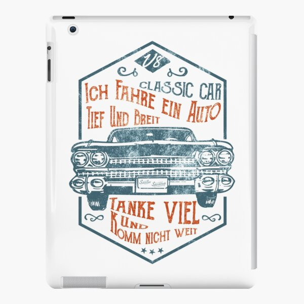 Deep and wide iPad Snap Case