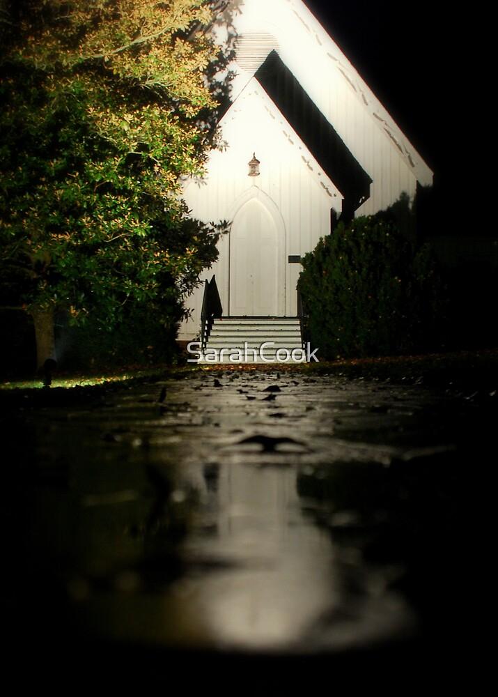 St. John's Episcopal Church - Scottsville, Virginia by SarahCook