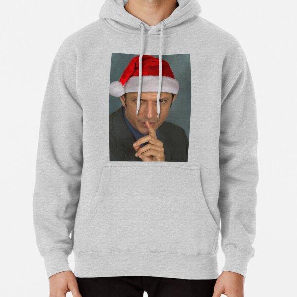 Christmas Jeff Goldblum Pullover Hoodie