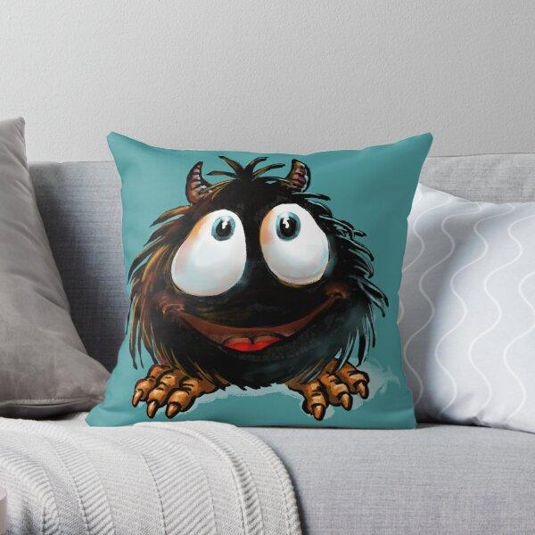 CORNIBUS Throw Pillow