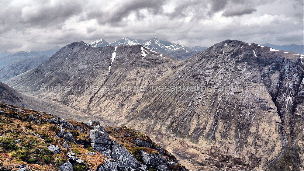 Buachaille Etive Beag II by Andrew Ness - www.nessphotography.com