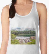 Dam on the Ottauquechee River Women's Tank Top