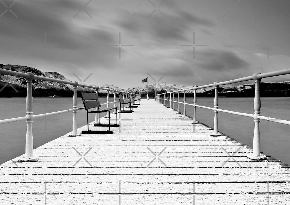 Pooley Bridge Pier by AJ Airey