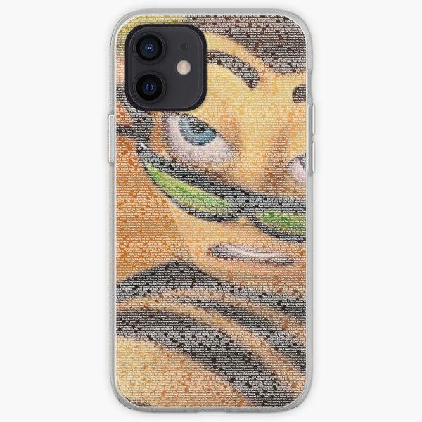 Barry B Benson IS the bee movie script iPhone Soft Case