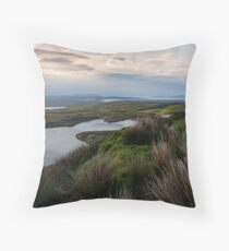 Donegal Beauty Throw Pillow