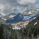 Chatel by Dave Hare