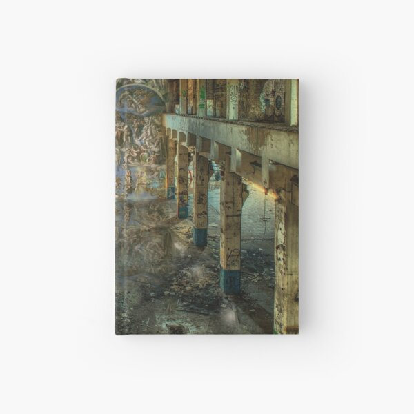 Apocalyptic Vision of the Sistine Chapel Rome 2020 Hardcover Journal