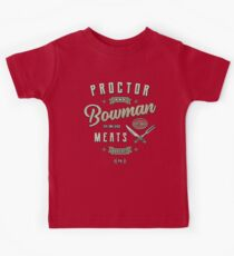 Proctor Meats Kids Tee