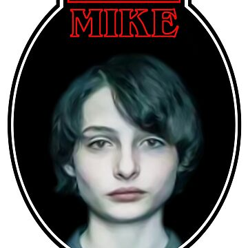 Mike - Stranger Things by collection-life